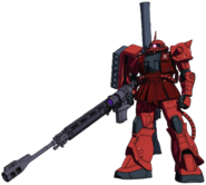 Zaku II Armaments Origin