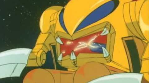 183 MA-04X Zakrello (from Mobile Suit Gundam)