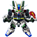 Unit ar blast impulse gundam