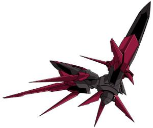 Rear (Dark Matter Booster)