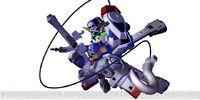 "XM-X1 Crossbone Gundam X-1 ""Patchwork"""