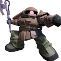 Unit c zaku ii f2 kimbareid forces