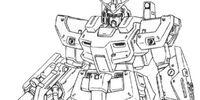 FA-78-NT-1 Full Armor Gundam ALEX