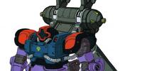 MS-09R Rick Dom (Thunderbolt Ver.)