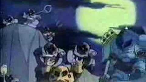 "American Unaired Gundam Series ""Doozy Bots"""