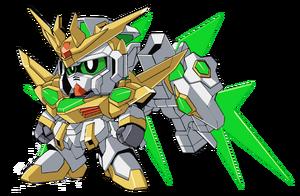 Front (SD Gundam Mode)