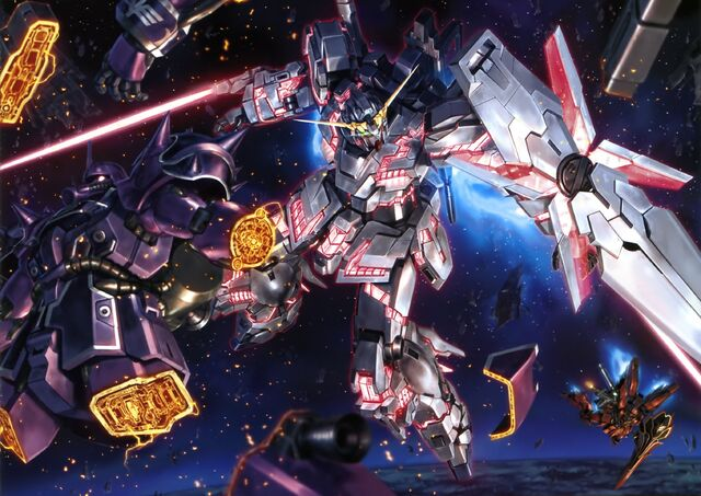 File:Unicorn Gundam vs Frontal's Royal Guard.jpg