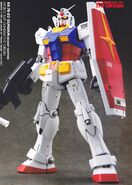 MG RX-78-02 Gundam Conversion Kit 1