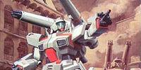 1/100 Gundam F91 Model Series