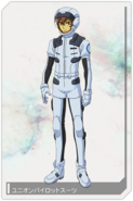 Graham - Pilot Suit AD 2307