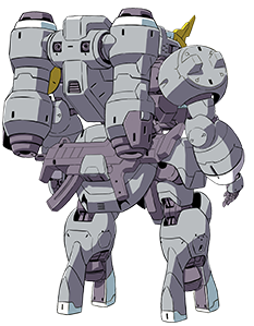 Yuhana's Unit (Rear)