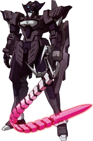 BMS-05SS G-Xiphos Snake Sword - Front
