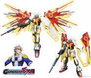 Extreme Gundam Agios Phase