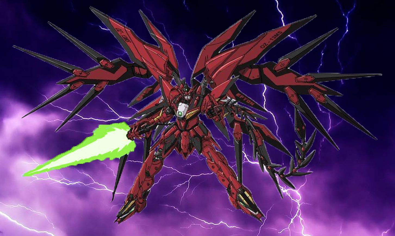 epyons power gundam - photo #18
