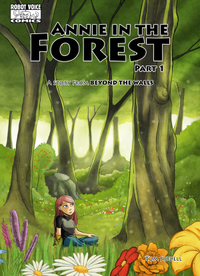 Annie In The Forest Part 2 Cover