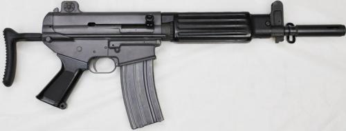 Daewoo K1 - Gun Wiki