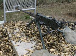 M2 machine gun
