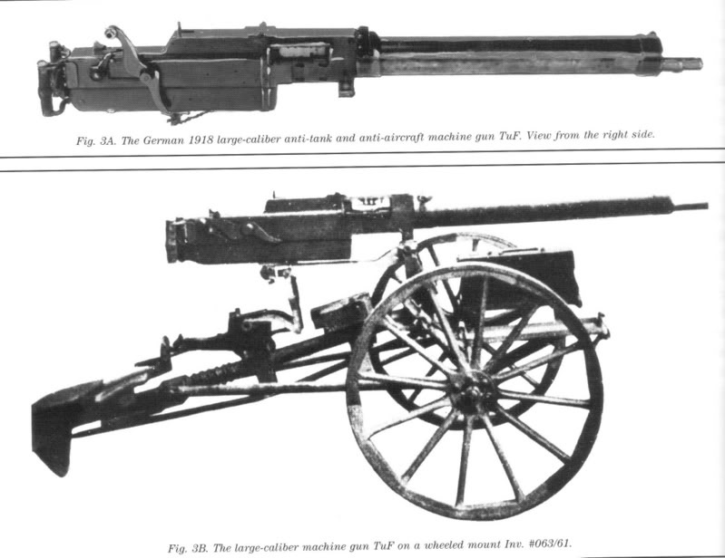 13mm machine gun