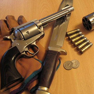 Modern versions of the Colt peacemaker
