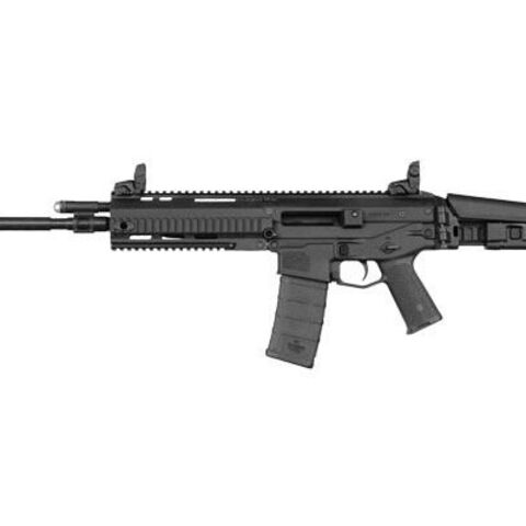The Bushmaster ACR in its enhanced format.