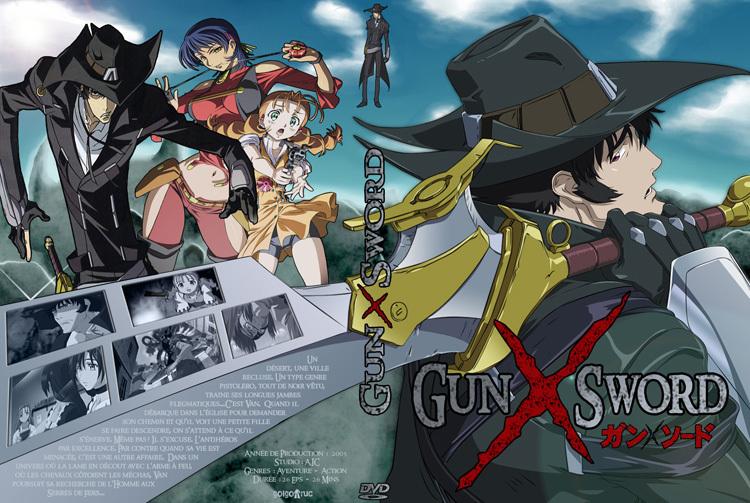 Resultado de imagen para Gun x Sword