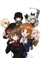 6 School Commanders