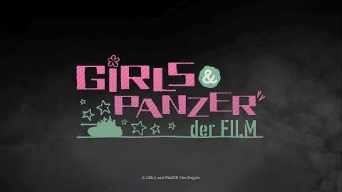 Official Trailer Girls und Panzer der Film