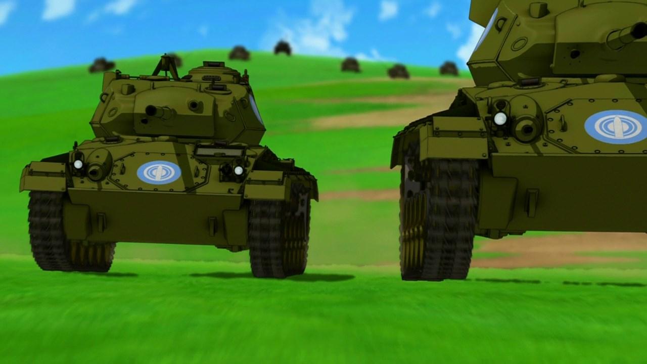 Don Massey Cadillac >> M24 Chaffee | Girls und Panzer Wiki | Fandom powered by Wikia