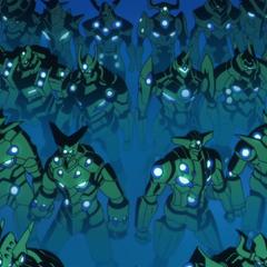 Lordgenome's entire Army.