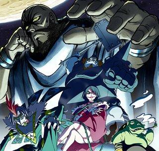 Beastmen | Tengen Toppa Gurren Lagann Wiki | Fandom powered by Wikia