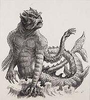 Sketch of the Kraken