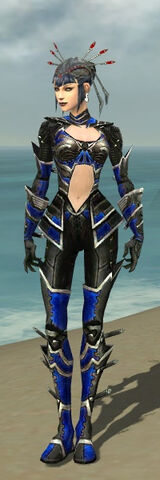 File:Necromancer Kurzick Armor F dyed front.jpg
