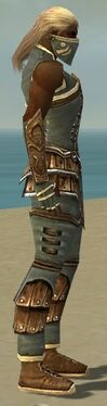 Ranger Shing Jea Armor M gray side alternate