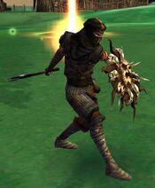 Outcast Warrior