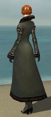 Mesmer Norn Armor F gray back