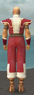 Monk Krytan Armor M dyed back