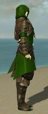 Shining Blade Uniform F default side