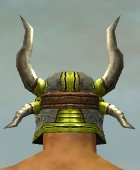 File:Warrior Elite Sunspear Armor M dyed head back.jpg