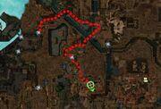 Ziinfaun Lifeforce map location