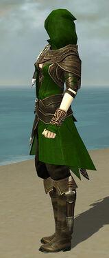 Shining Blade Uniform F default side alternate
