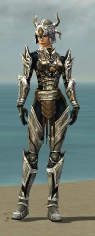 File:Warrior Elite Sunspear Armor F dyed front.jpg