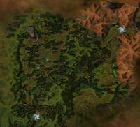 Reed Bog map