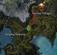 Kaitan village loc