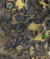 Keht the Fierce map