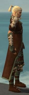 Ranger Krytan Armor M gray side