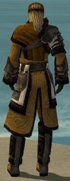 Ranger Norn Armor M dyed back