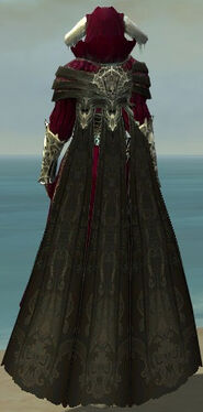 Grenth's Regalia F dyed back