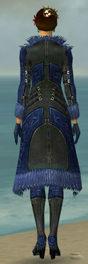 Mesmer Kurzick Armor F dyed back