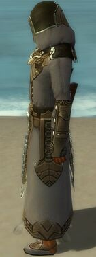 Dervish Asuran Armor M gray side