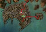 Lieutenant Nali map
